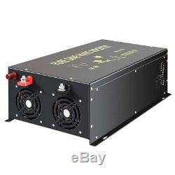 10000W Pure Sine Wave Inverter 48V to 120V Solar Power Inverter Off Grid System