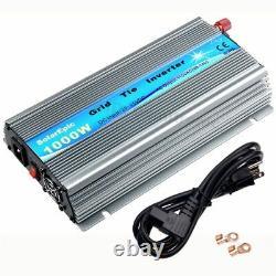 1000W Grid Tie Inverter Pure Sine Wave Inverter 110V or 220VAC Solar Inverter CE