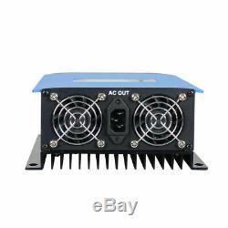 1000W Solar Power Grid Tie Inverter with Limiter Wechselrichter Mppt DC22-65V