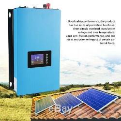 1000With2000W Solar Power on Grid Tie Inverter & Limiter DC 22-60V/45-90V PV