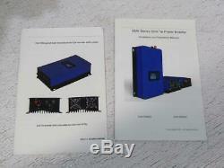 1000w Solar Power Grid Tie Inverter with Limiter sensor Wifi Plug