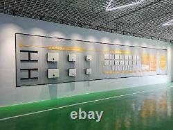 100KW three phase build-in 10 MPPT on-grid sun PV power solar inverter 200-950V