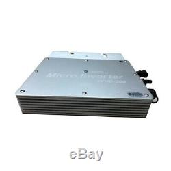 1200W Grid Tie Micro Inverter MPPT Solar Power Pure Sine Wave Output 230V