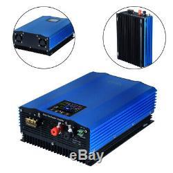 1200W Grid Tie Solar Power Inverter DC To AC 110V Output MPPT Pure Sine Wave