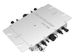 1200W grid tie micro inverter DC 22-50V Solar Power Inverter IP65 50Hz/60Hz
