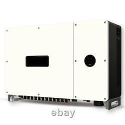 125KW Three Phase Build-in 10 MPPT On-grid Sun PV Power Solar Inverter 200-950V