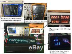 12V/24V/48V to 220/240V 2000W Off Grid Pure Sine Wave Solar Power Inverter