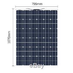 140w Solar Panel Solar System for Boat Home Car Caravan Off-grid 12V Solar Power