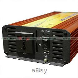 1KW 1.5KW 3KW Solar Power Off Grid Inverter Pure Sine Wave for Home System Kit