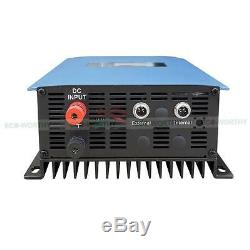 1KW-2KW Solar on Grid Tie Inverter Power Wind Power MPPT System DC 22-65V/45-90V