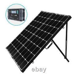 200-Watt Eclipse Monocrystalline Portable Suitcase Off-Grid Solar Power Kit