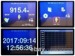 2000W Battery Discharge Power Mode/MPPT Solar Grid Tie Inverter Pure Sine Wave