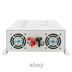 24V to 240V 50HZ 3000W Off Grid Pure Sine Wave Power Inverter Off Grid Solar Car