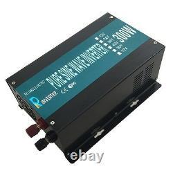 24V to 240V 50HZ 300W Off Grid Pure Sine Wave Car Power Inverter