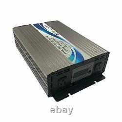 2500W Off Grid Pure Sine Wave Solar Power Inverter 48V DC to 110V 120V AC