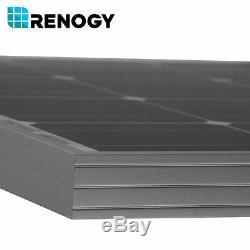 3 pcs Renogy 100W Monocrystalline Solar Panel 300W 12V 24V 36V Off Grid Power