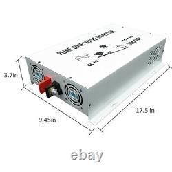 3000W Solar Power Inverter Pure Sine Wave 48V to 230V 240V Off Grid Home System