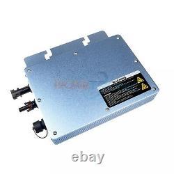300W Waterproof Grid Tie Inverter DC24V/36V to AC110V MPPT Solar Power Inverter