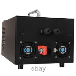 30A Solar Controller 2000W Off Grid Pure Sine Power Inverter 24V to 120V Hybrid