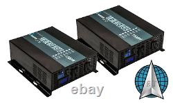 38.4kWh Portable Solar Generator Power Inverter Off Grid Emergency SEE VIDEOS