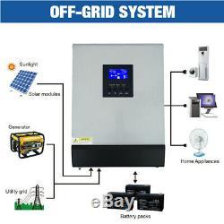 3KVA/5KVA Pure Sine Wave Power Inverter Solar Power Inverter Off Grid24V/48V