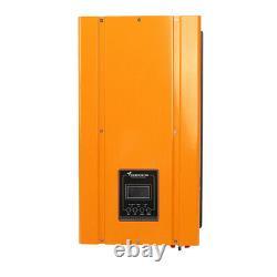4000W Pure Sine Wave Power Inverter 12/24/48V to 120/230V Off Grid Solar System