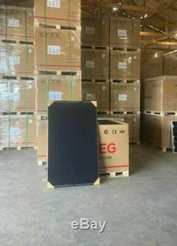 5.3kW GRID TIE Solar Kit with WiFi 5kW Inverter + Pallet of 14 Mono 72-Cell Panels