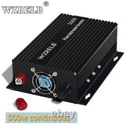 500 Watt Power Inverter Pure Sine Wave 36V to 110v 120v Solar Off Grid System RV