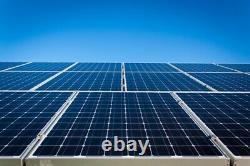 5000 W Grid-Tie Solar Power Generation System SBA5000 Inv 16 x 315/325 W Panels