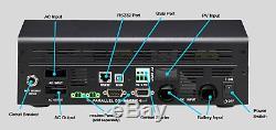 5000w 48v 230vac Hybrid Solar inverter grid tie + off grid max solar power 5 kw