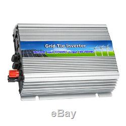 500W Pure Sine Wave Grid Tie Inverter for Solar Power Panel System 90-140V