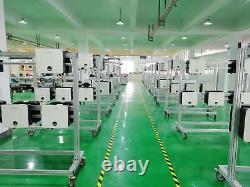 50KW Three Phase Six Build-in MPPT Grid-tie Sun PV Power Solar Inverter AC400V