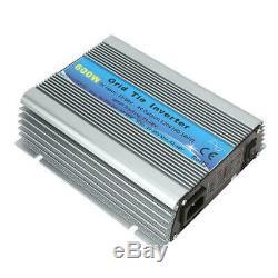 600W Grid Tie Pure Sine Wave Household Solar Power Inverter DC 22-60V