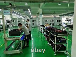 6KW Single Phase with Dual MPPT Grid-tie PV Power Solar Inverter Energy 100-550V