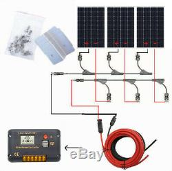 700W 600W 500W 400W 200W 120W Mono Solar Panel Kit Off Grid Solar Power Camping