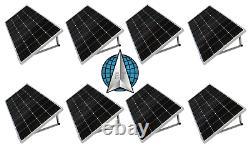 9.6kWh Portable Solar Generator Power Inverter Off Grid Emergency SEE VIDEOS