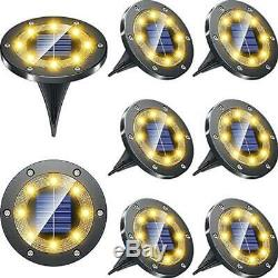 Biling Solar Lights Outdoor Grid Design Shell, Solar Powered Frosted Black Groun