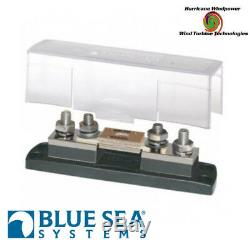 Blue Sea Systems Afb300 300 Amp Anl Fuse And Holder For Marine, Rv, Off Grid