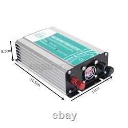 Car Pure Sine Wave Solar Power Inverter 300W DC 12V To AC 110V Off grid