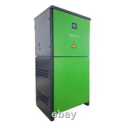 Complete 6kw Off-Grid Solar Power Storage System, 9.6 KWh Battery, 2.7 KW Solar