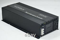DC to AC Power Off Grid Solar 3000W Pure Sine Wave Inverter 12/24V to 110/220V