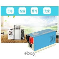 DC24/48V AC120V /220V 3KW Off-grid Pure Sine Wave Power Inverter Battery Charger