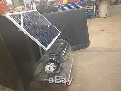 FlowDaddy Tunnel 3.0 Portable, Off-Grid, Solar-Powered Pump