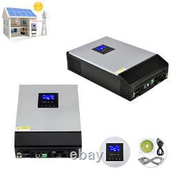 Inverter off Grid Wechselrichter PWM 3KVA/5KVA Solar Power Inverter 24V/48V Neu