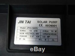 JP13-13/370 Solar Powered Off Grid Swimming Pool Pump Kit 48V