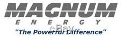 Magnum Me-mgt500 Dual Mc4 Inputs Micro-inverter 500w 240vac Grid Tie Solar Power