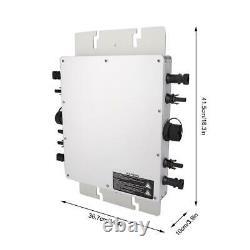 Micro Inverter Waterproof Solar Power Grid Tie MPPT Grid Tie Inverter Voltage