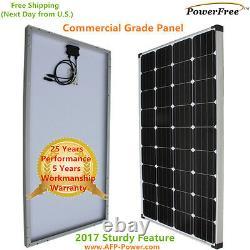 MonoPlus Solar Cell 150w 150 Watt Panel for 12v Battery RV Boat Off Grid EbayGSP