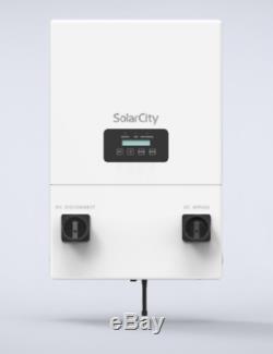 NEW IN BOX Delta 6000W Solar-Power Grid-Tied Inverter, Rule 21, UL1741 2MPPT