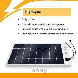 NEW SunPower 110 Watt Mono Solar Panel Off Grid Power